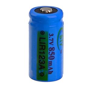 BTY LIR123A 850mAh 3.7V Battery