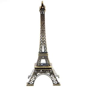38CM Metal Paris Eiffel Tower Model Souvenir Decoration