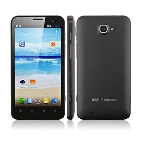 FreeLander I20 Android 4.0 Exynos 4412 Quad-Core 1GB/8GB 13MP Camera GPS 4.7-inch HD IPS 3G Smartphone (Black)
