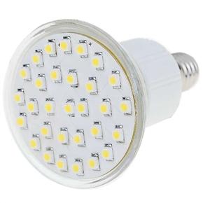 110V E14 1.5W 30-LED 120-Lumen 3500K Light Bulb