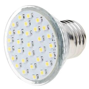 110V E27 1.5W 30-LED 120-Lumen 3500K Light Bulb