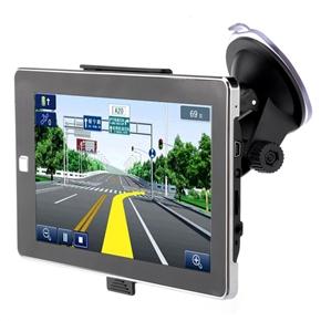 7-inch TFT Resistive Touchscreen Windows CE 6.0 4GB Car GPS Navigator with Media Player /FM Radio /Flash /TF Card Slot