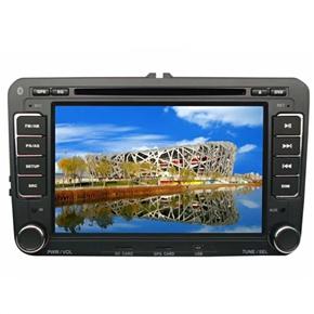 "7"" Special Car DVD Player With GPS for VW MAGOTAN/SATIGAR/CADDY/TOURAN/BORA(New)/SKODA SUPERB/GOLF5/GOLF6"