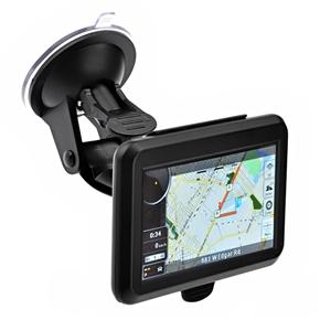 811 4.3-inch Resistive Touchscreen Windows CE 6.0 4GB Car GPS Navigator with Media Player /FM Radio /TF Card Slot
