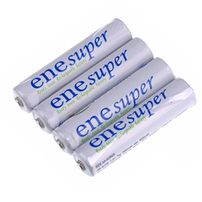 BTY 900mAh 1.2V AAA Rechargeable Battery (4 pcs/set)