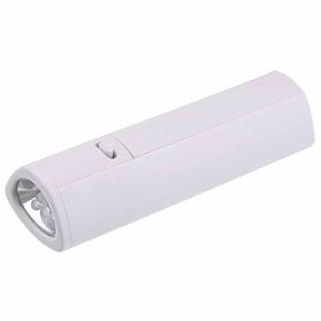 Creative Flashlight & Desk Lamp Set Portable Light (White)
