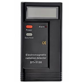 DT-1130 Portable Electromagnetic Radiation Detector EMF Meter Tester Dosimeter (Black)