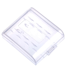 Durable Battery Pack Case Holder Storage Box for AA/AAA Battery (Sent by Random Color)