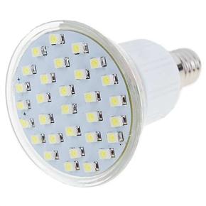 E14 110V 1.5W 30-LED 150-Lumen 8000K Light Bulb (White)