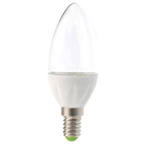 E14 2W 108-Lumen AC220-240V Warm White Light Transparent LED Ceramic Bulb Light Lamp