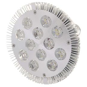 E27 12W 6000K 1080 Lumen LED Light Lamp with 12 LED Bulbs (White Light)
