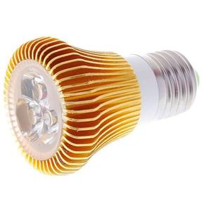 E27 240 Lumen Down Lamp Light with 3 LED Bulbs (White Light)