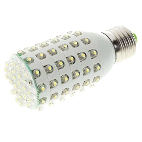 E27 96-LED 4W 180~240V 672 Lumens Light Bulb with White Light