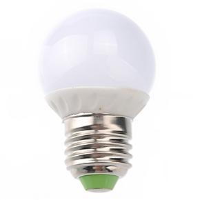 Energy-saving E27 2W AC220-240V Warm White LED Ceramic Bulb Light LED Lamp