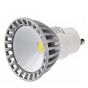 GU10 3W AC90-260V Pure White LED Light Lamp Spotlight