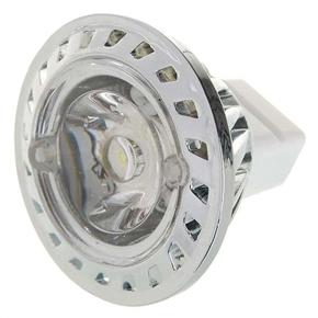 High Quality 12V M16 3W 120-Lumen 6500K Light Bulb (White)