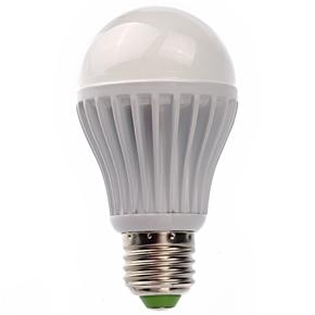 High-power E27 6W AC85-265V Warm White LED Bulb Light Lamp