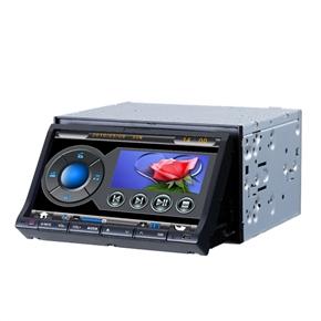 KD-7100 7 Inch 2 Din In-Dash Car DVD Player