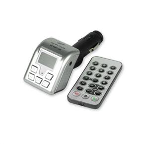 MP3 Car kit with Bluetooth Handsfree fm transmitter