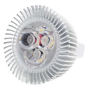 MR16 3W 210 Lumen 3000K Light Lamp with 3 LED Bulbs (White Light)