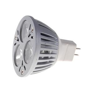 Multi-colored RGB 3-LED IR Remote Controlled Light Show Spotlight - 3pcs/set