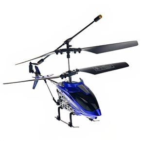 No.2010-2 Mini-type 2.5-Channel Super Infrared Remote Control Helicopter (Blue)
