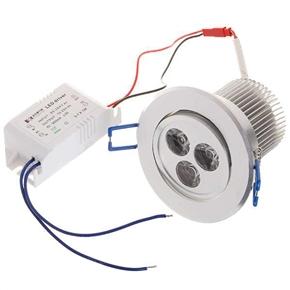Super Bright 3W 270-Lumen 6000K White Light Bulb