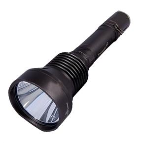 TrustFire X9 Cree XM-L T6 5-Mode 1000-Lumen LED Flashlight by 1*18650 Battery (Black)