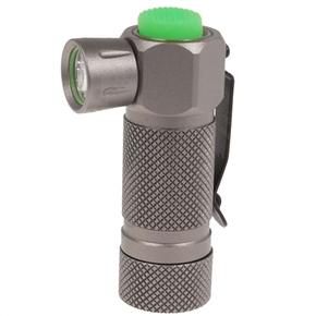 TrustFire Z1 Cree XP-E-Q5 3-Mode 280-Lumen LED Flashlight by 1*CR123A/16340 Battery (Gray)