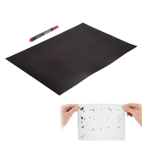 28cm*21cm Cellphone Repair Magnetic Project Pad Mat with Writing Pen