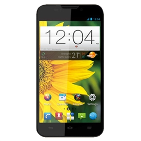ZTE V987 Android 4.1 MTK6589 Quad-core 1GB/4GB Dual-Band GPS Dual-camera 5.0-inch HD IPS Screen 3G Smartphone (White)