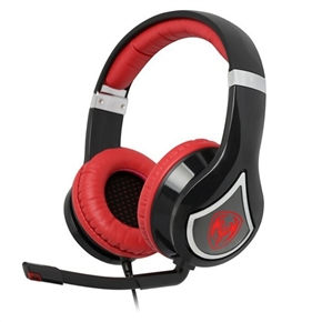 SOMiC G945V2012 Professional Head-band Type USB Stereo Gaming Headset with Microphone (Black)