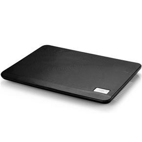 Deepcool N17 Super-slim Super Silent USB Powered Notebook Laptop Cooler with 140mm Fan (Black)