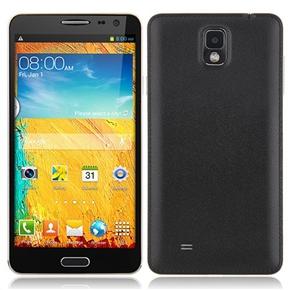 N8000 Android 4.2 MTK6582 Quad-core 5.5-inch QHD Screen 1GB/4GB 13.0MP Camera GPS 3G Smartphone (Black)