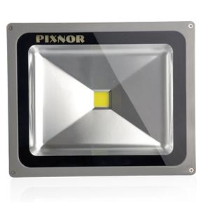 PIXNOR 50W AC 85V-265V 4000-4500LM Outdoor Waterproof LED Spotlight Flood Light Lamp (White Light)
