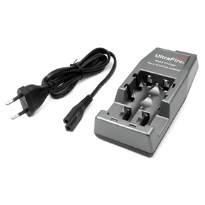 UltraFire WF-139 Rapid Battery Charger for 3.7V Li-ion Batteries 14500 /17500 /17670 /18500 /18650 /CR123A