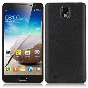 Star N9000 Android 4.2 MTK6582 Quad-Core 1GB/8GB 5.7-inch HD IPS Screen Dual-camera GPS 3G Smartphone (Black)