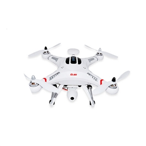 Cheerson CX-20 2.4GHz 4CH 6-Axis Gyro Auto-Pathfinder RC Quadcopter Drone UFO RTF with GPS /Auto-Return /Intelligent Orientation Control /LED Lights (White)