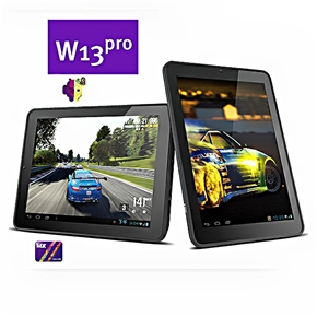 Ramos W13Pro AML8726-MX Dual-Core 1.5GHz 1GB/16GB Android 4.0 8-inch Capacitive Screen Tablet PC with WiFi HDMI Camera