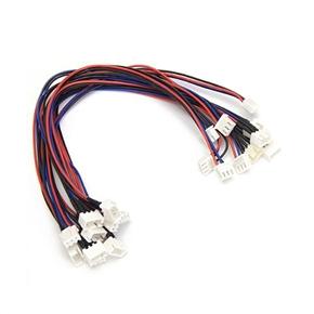 10pcs 20cm JST-XH Lipo Balance Wire Extension Lead