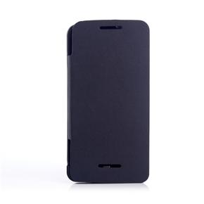 4200mAh Mobile Power Backup Battery PU Flip Case with Stand for Google Nexus 6/ MOTO Nexus6/ Shamu/XT1100/XT1103 (Black)