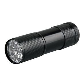 5pcs Mulltifunction Battery Powered UV Ultraviolet 9-LED Flashlight Torch Light Blacklight