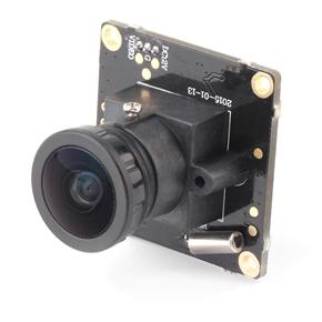 HD 700TVL Sony CCD OSD D-WDR Mini CCTV PCB FPV Tiny Wide Angle Camera 2.1mm Lens