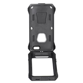 RIYO IP68 Waterproof Shockproof Dirt Snow Proof Cover Case for iPhone 6 Plus (Black)