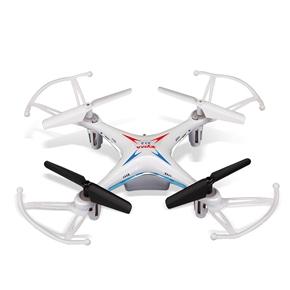 Syma X13 2.4GHz 4CH 6-Axis Gyro 360-degree Eversion Remote Control RC Quadcopter UFO (White)
