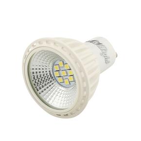 YouOKLight 110-240V 5W GU10 380LM 6000K LED Light Spotlight Spot Lamp (White)