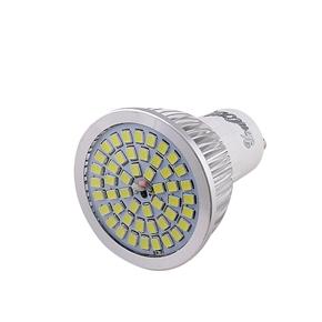 YouOKLight 110-240V 6W GU10 600LM 6000K LED Light Spotlight Spot Lamp (White)