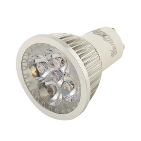 YouOKLight 110V 4W GU10 400LM 3500K Adjustable LED Light Spotlight Spot Lamp (Warm White)