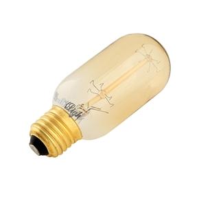 YouOKLight 11CM E27 40W AC 220V 400LM 3000K Tungsten Filament Bulb Lamp (Warm White)