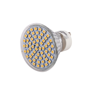 YouOKLight 220V 3W GU10 350LM 3000K LED Light Spotlight Spot Lamp (Warm White)
